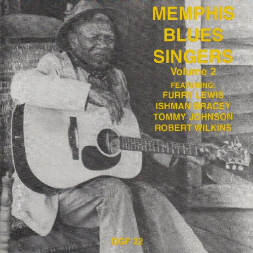 Memphis Country Blues Singers,...