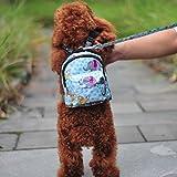 sxbest 1 Pack Large Dog Bag Saddle Backpack for