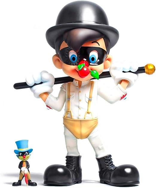 Fools paradise Clockwork Pino 100/% Authentic Collectible Vinyl Figure Pinocchio
