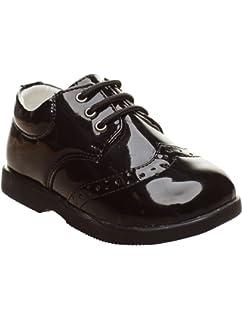 1a352d690 Juleya Niños Zapatos con Cordones - Zapatos Oxford clásicos Zapatos ...
