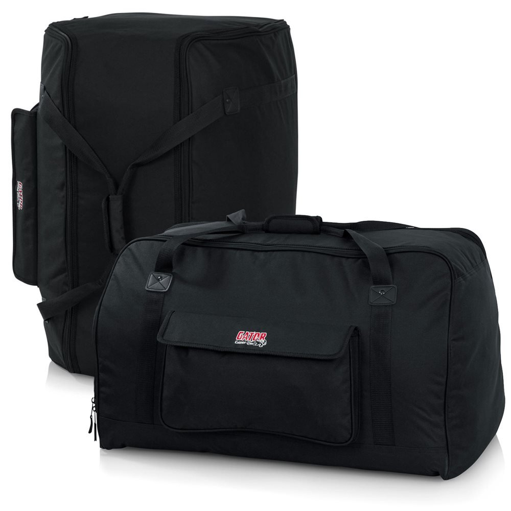 Gator GPA TOTE15 Tote Bag 2-Pack for 15-Inch Speaker Cabinets
