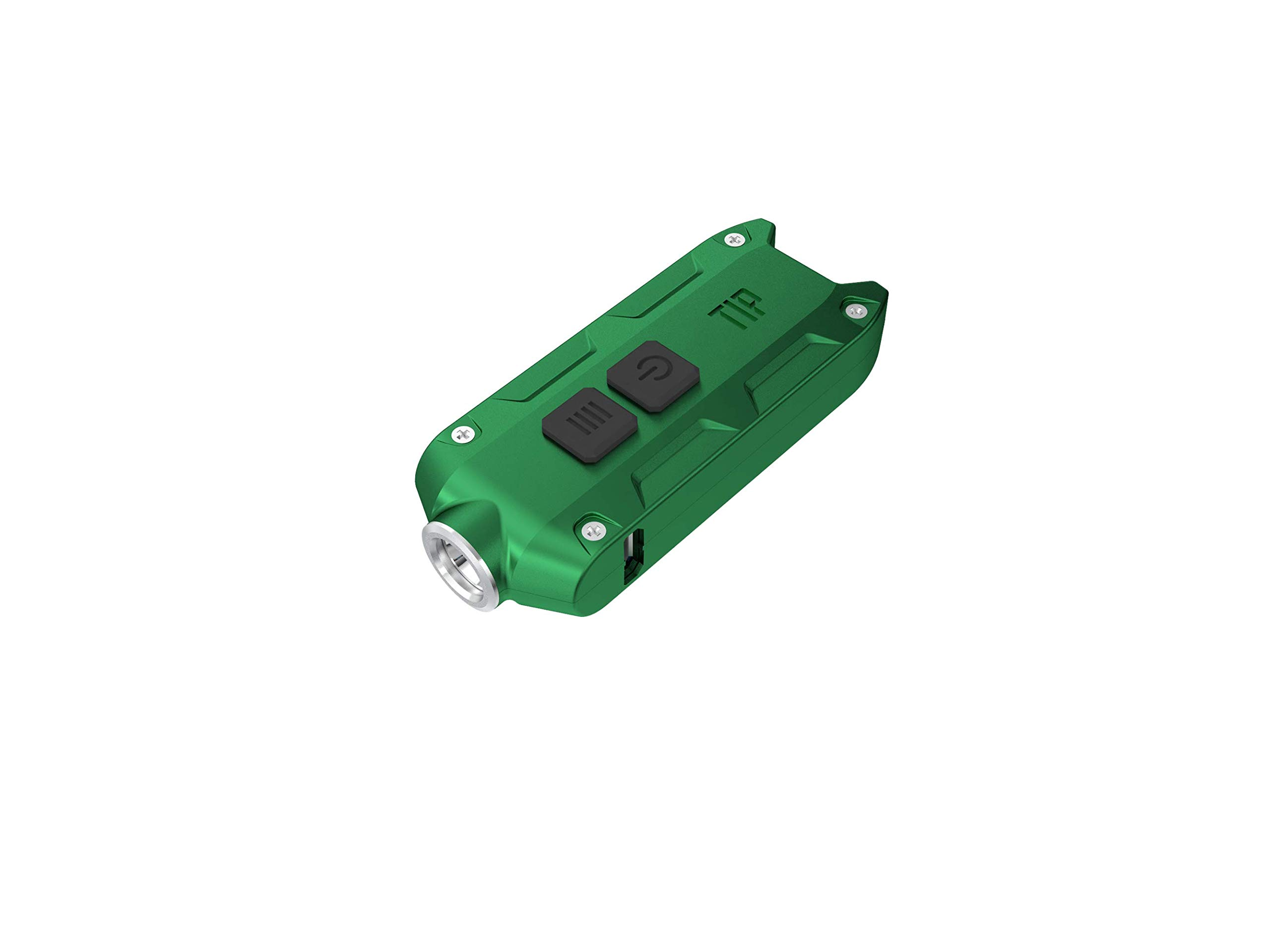 Linternas : Nitecore Tip 360 Lumens Light USB Recharg. Verde