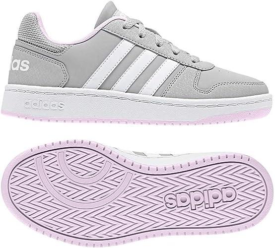ángel bulto adverbio  adidas Unisex-Erwachsene Hoops 2.0 K Basketballschuhe: Amazon.de: Schuhe &  Handtaschen
