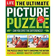 Life: The Ultimate Picture Puzzle: Can You Spot the Differences? (Life (Life Books))