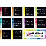 Creative Teaching Press Top Grammar Mistakes Bulletin Board (0607)