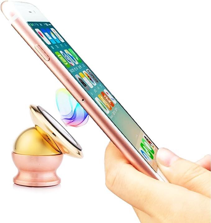 skysea universal 360 Giratorio Magnético teléfono celular Soporte ...
