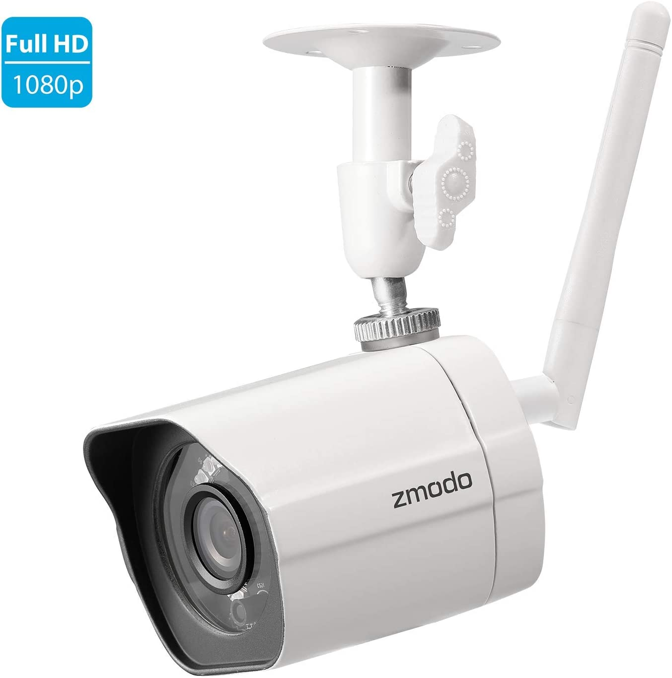 The Zmodo 1080p Full HD Outdoor Wireless Security Camera System travel product recommended by Jenny Ji on Lifney.