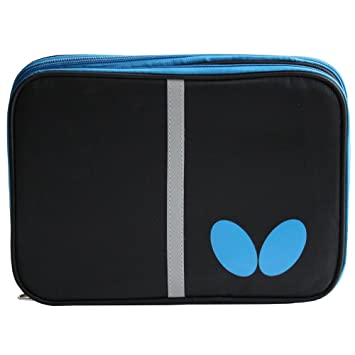 Amazon.com: Bolsa de tenis de mesa impermeable con dos ...