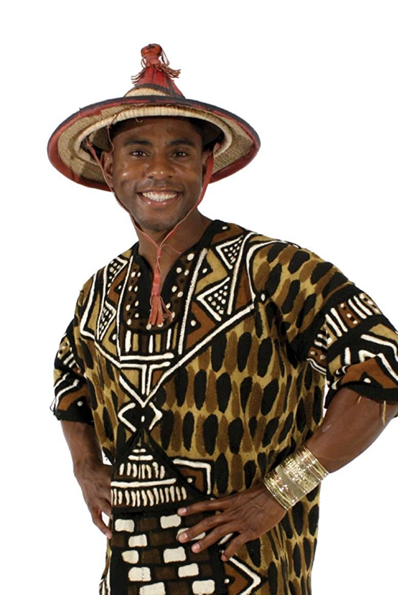 African Men S Fulani Straw Hat Made In Mali Africa Amazon In Clothing Accessories