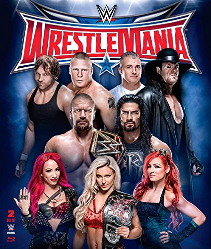 (WWE: WrestleMania 32 (BD) [Blu-ray])