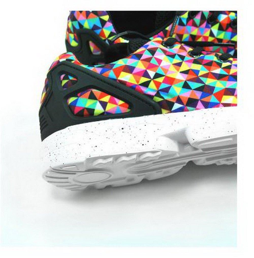 Amazon.com : men women casual shoes fashion shoes woman print zapatos hombre mujer zapatillas deportivas lover Platform shoes (6) : Baby