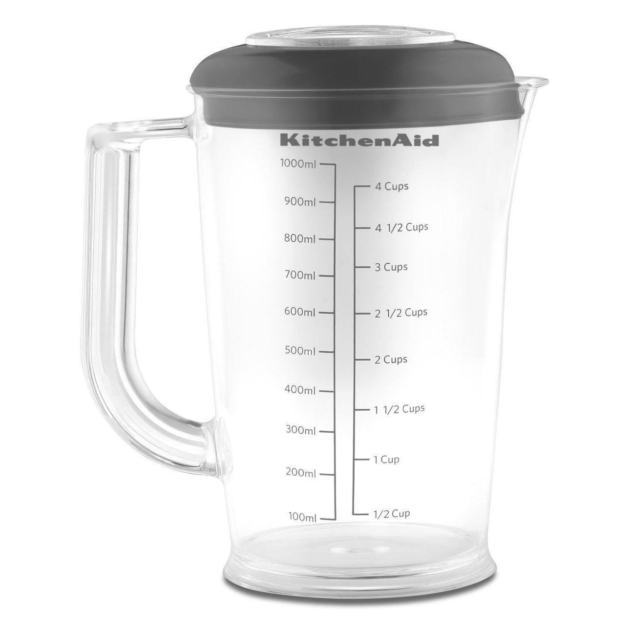 KitchenAid KHB005 4 Cup (1 Liter) BPA-Free Blending Pitcher with Lid