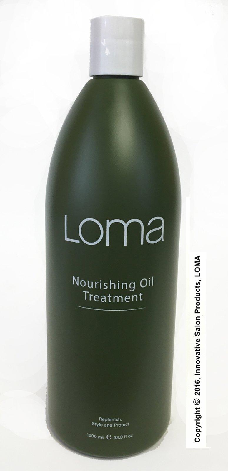 LOMA Nourishing Oil Treatment 33 Fl Oz