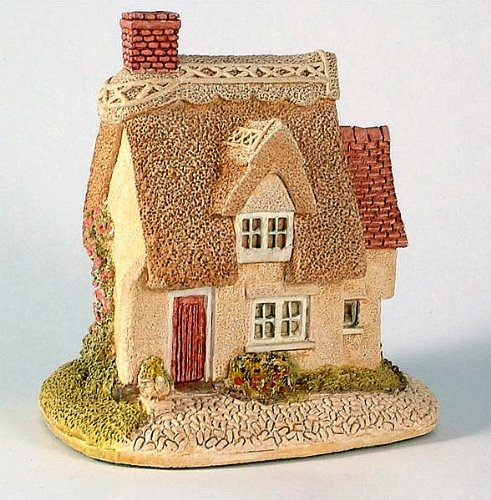 Lilliput Lane Cherry Cottage (English South East) retired 1995