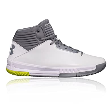 2ed8c9668c91 Under Armour Men s Ua Lockdown 2 Basketball Shoes  Amazon.co.uk  Shoes    Bags