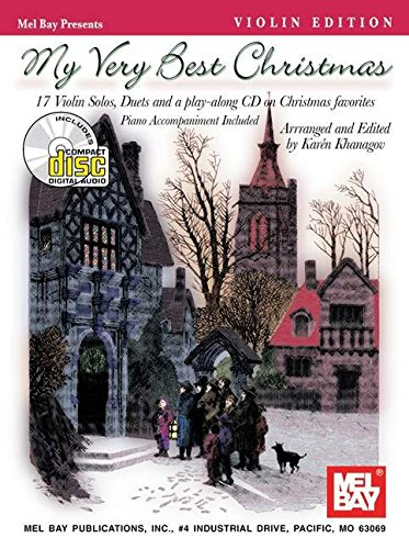 Download Mel Bay My Very Best Christmas Violin Edition ebook