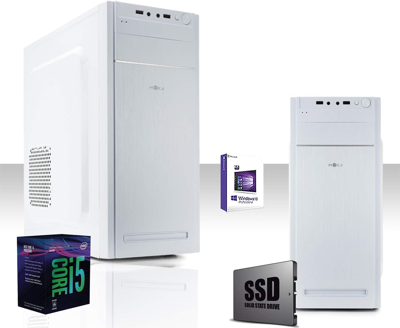 PC Range Ssd Complete Desktop Intel i5-9600k 4.6 Ghz 6-Core 9th ...