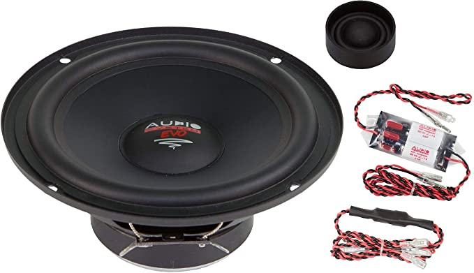 Audio System X 165 Em Evo X Ion Series 16 5cm 2 Wege Elektronik