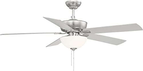 Trade Winds Lighting TW2007BN Berkeley Lake 52″ Contractor Grade Ceiling Fan