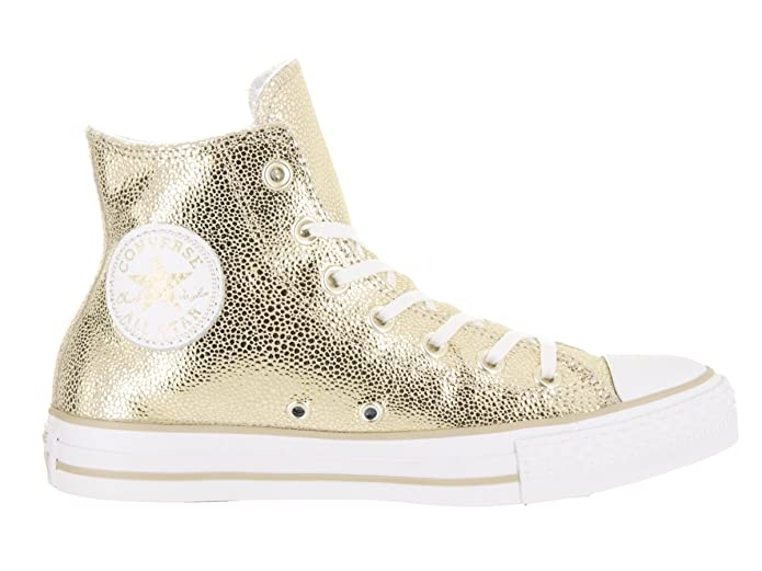 Converse Womens All Star Stingray Metallic Embossed Leather Trainers:  Amazon.co.uk: Shoes & Bags