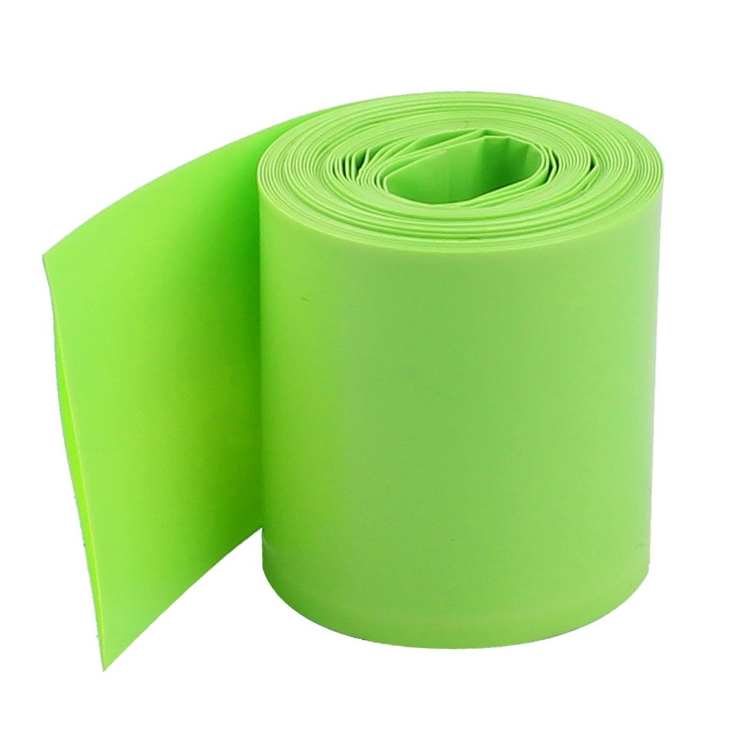Sourcingmap 29.5mm//18.5mm PVC Gaine Thermo R/étractable 5m 5m pour 18650 18500 Batterie