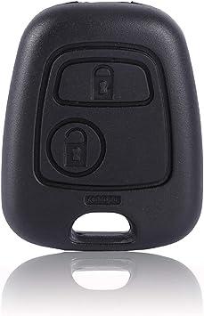 Salpie Cover Schlüssel Fernbedienung Für Toyota Citroen Elektronik