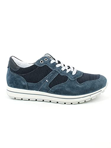 IGI&CO 1121422 Sneakers Basse Scarpe Uomo Casual in Pelle