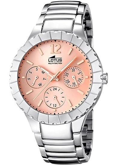 Lotus Trend 15902/3 - Reloj de mujer: Amazon.es: Relojes