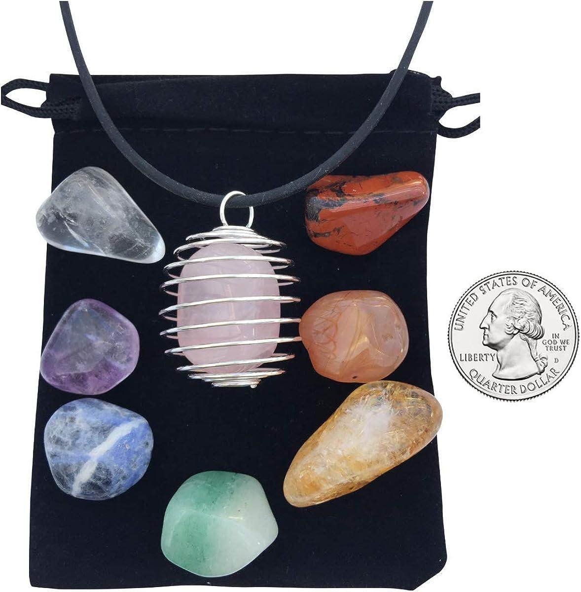 Chakra Crystal Set 7 Chakra Stones Healing Stones Healing Crystals Gemstone Balls 12pcs 12mm Spheres Undrilled Genuine Gemstones