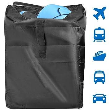 Yuccer Transporttaschen B Aufbewahrungstasche Schutzh/ülle f/ür Kinderwagen Tasche Leicht Faltbarer Reisetasche Wasserdicht Tragegriff Stroller Travel Bag