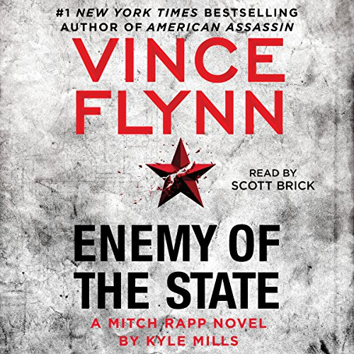 Enemy of the State: A Mitch Rapp Novel, Book 16 Audiobook [Free Download by Trial] thumbnail