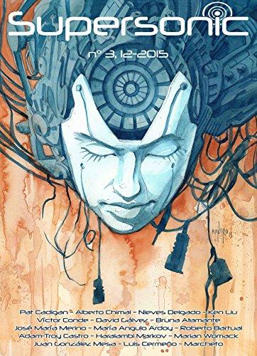 SuperSonic #3 (Spanish Edition)