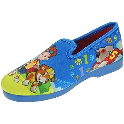 Alcalde 740 Zapatillas de Casa de La Patrulla Canina para Niños: Amazon.es: Zapatos y complementos