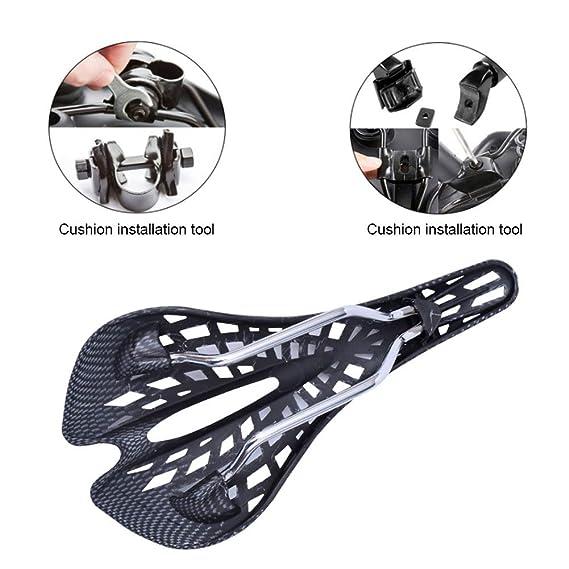 Cómo proteger la próstata del sillín de una bicicleta de carreras