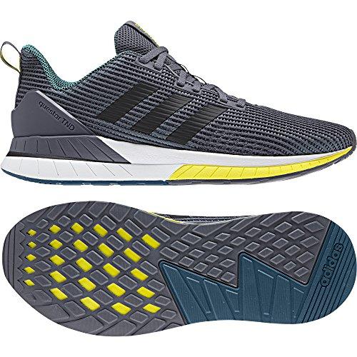 Pour Turquoise Course Questar Tnd Homme Chaussures Gris Noir De Competition Adidas 5vgqnpxUwY