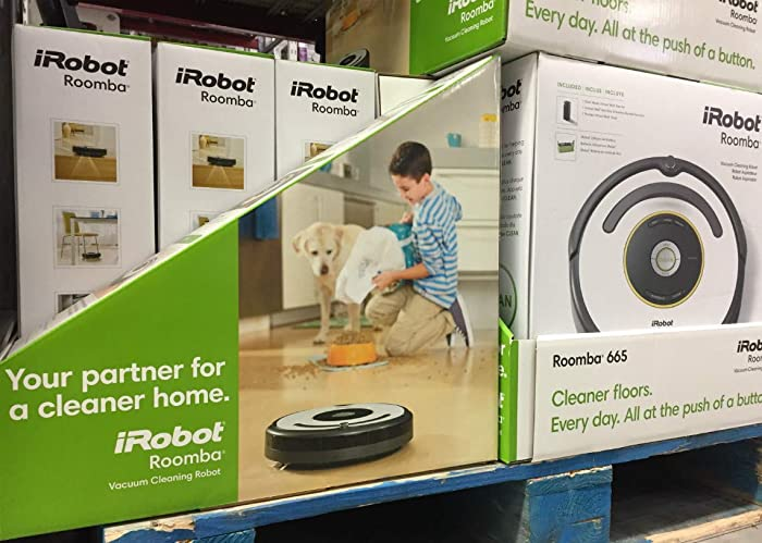 The Best Irobot Roomba 665 Vacuum Cleaning Robot