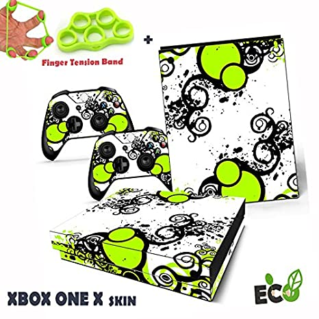 Morbuy Style Personnel Xbox One X Vinyl Decal Autocollant Skin