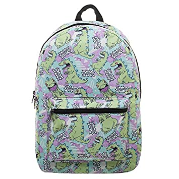 Rugrats Reptar Backpack 90s Bags – Rugrats Backpack 90s Fashion Backpack