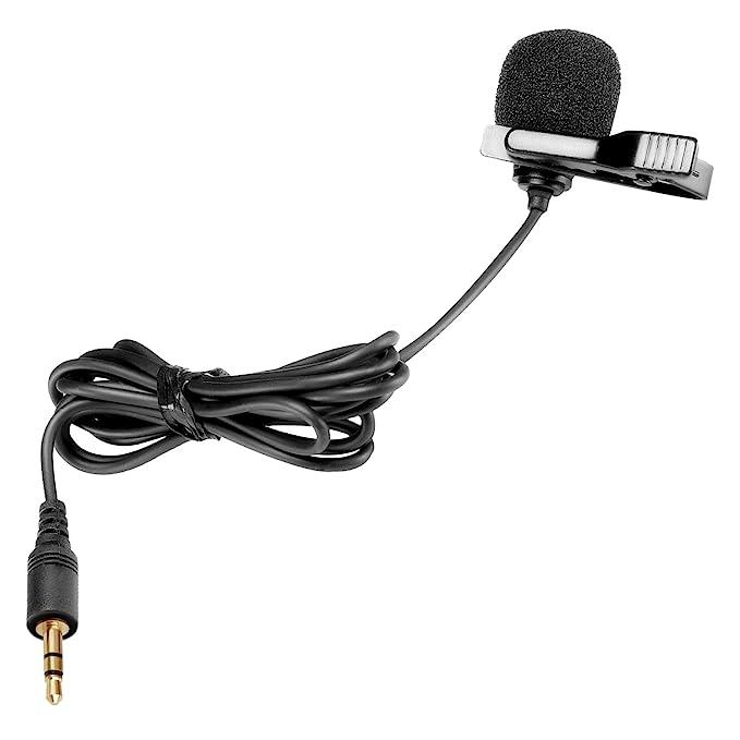 3 opinioni per Neewer® NW-inversione v01gp Lavalier risvolto Microfono a Condensatore con Wind