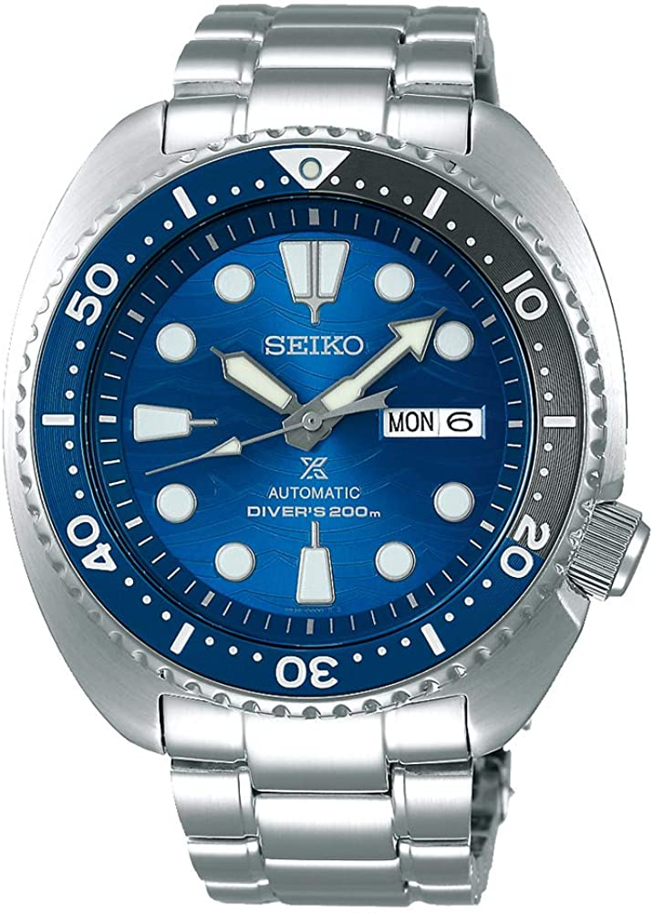Top 7 Seiko Great White Shark Turtle