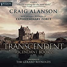 Transcendent: Ascendant, Book 2 Audiobook by Craig Alanson Narrated by Tim Gerard Reynolds