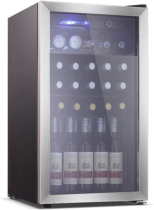 Top 10 Free Standing Beverage Refrigerators