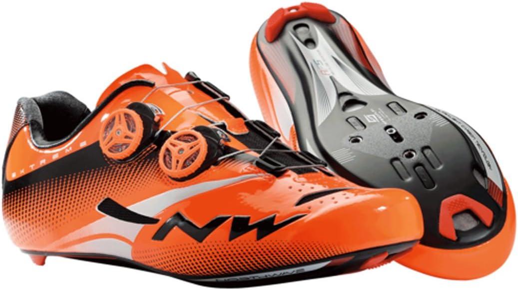 Northwave 80141001-74 - Zapatillas de ciclismo, talla 43.5: Amazon ...
