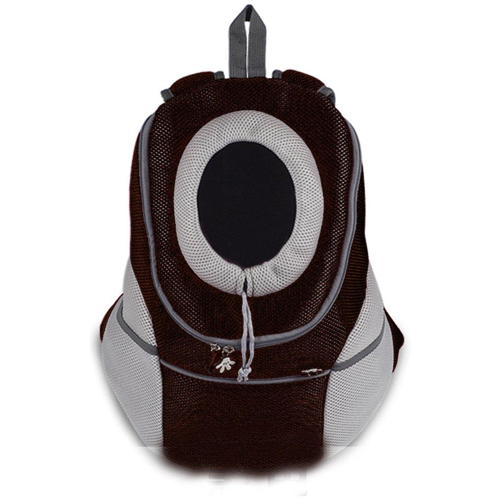 Black Fashion Cat Bag Pet Bag Outing Bag Shoulder Bag Bust Dog Bag Cat Pack Portable Case Travel Kit ( color   Black )