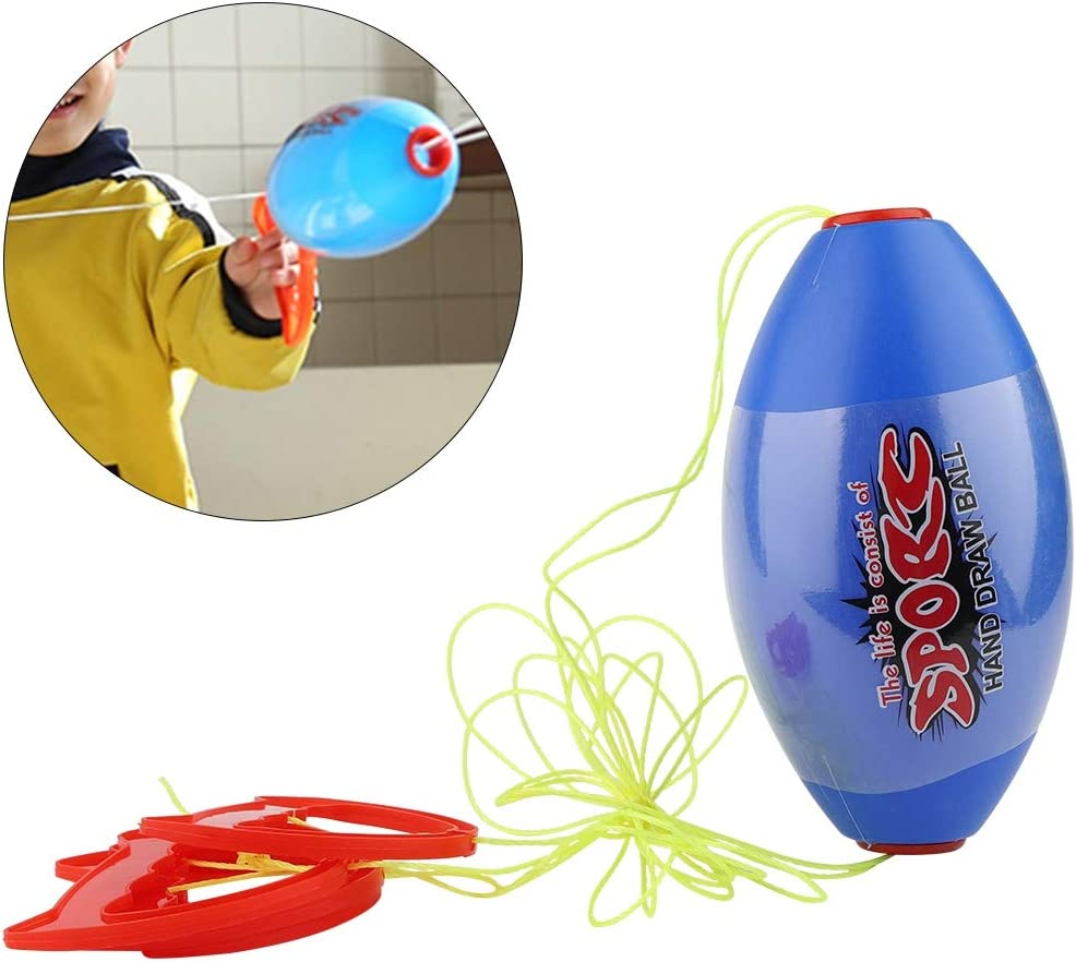 Speed Ball Set Speed Ball Set Outdoor Beach Toy Kids Draw Jumbo Pull 2 Player