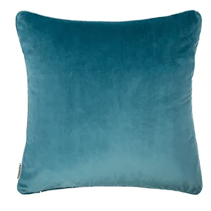 Beau Sanmetex Soft Soild Crushed Velvet Luxurious Smooth Decorative Throw Pillow  Cases Cushion Cover/Sham With