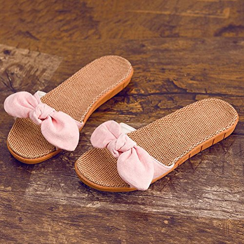 Pantofole e A dimensioni da 38 37 antiscivolo AJZGF Colore casa pantofole sandali B 41qp4d