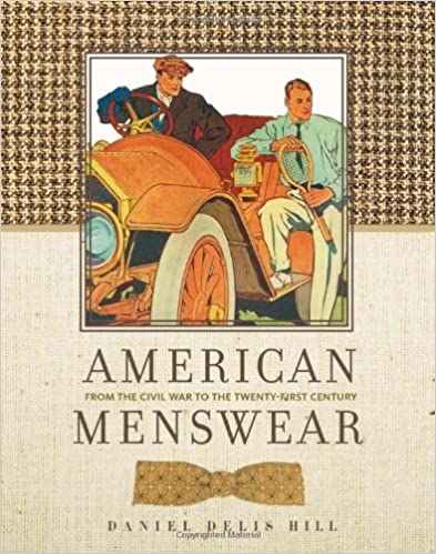 1920s Fashion Books, 20s Fashion History American Menswear: From the Civil War to the Twenty-First Century (Costume Society of America Series)  AT vintagedancer.com