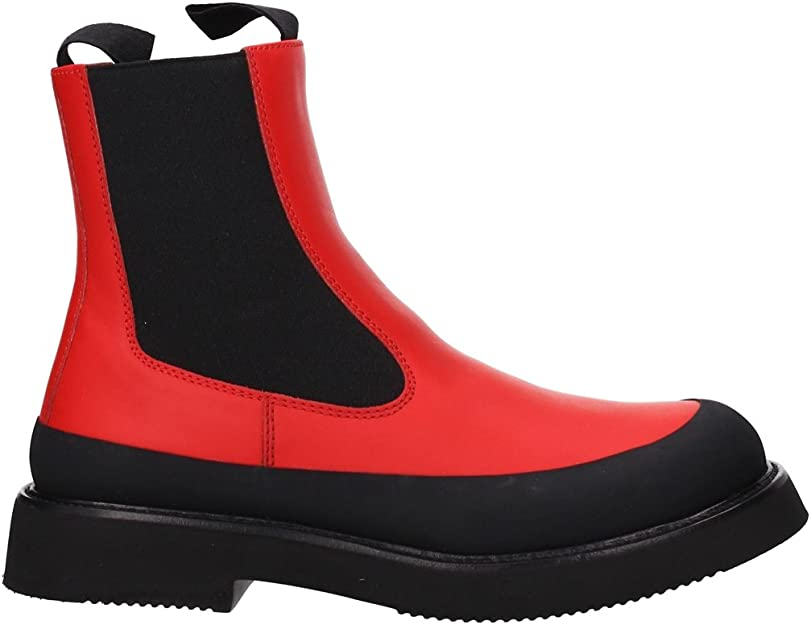 Céline Women's Boots red red: Amazon.co