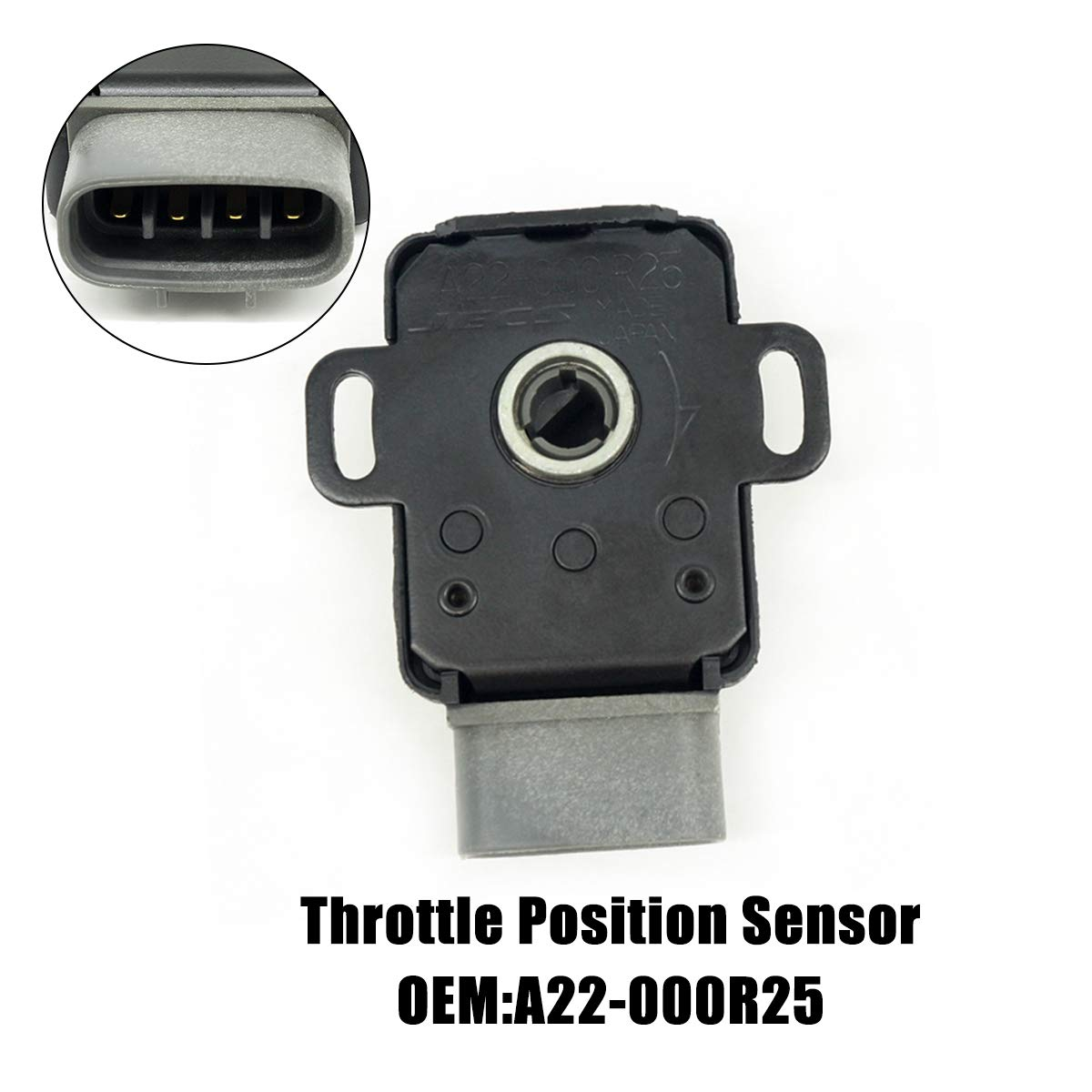 Throttle Position Sensor TPS 22633-AA060 A22-000 R25 22633AA060 1991 1992 1993 1994 2.2L H4 Turbocharged